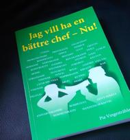 Ny bok för dig som vill ha det bättre på jobbet. Klicka här!!